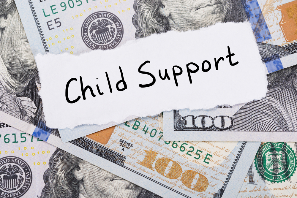 money for child support