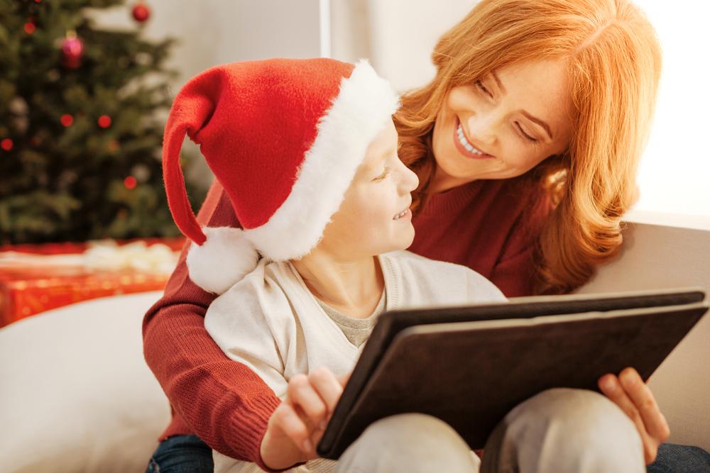 holiday child custody